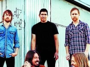 Histórico. O Foo Fighters tem um longo histórico de camaradagens com seus fãs