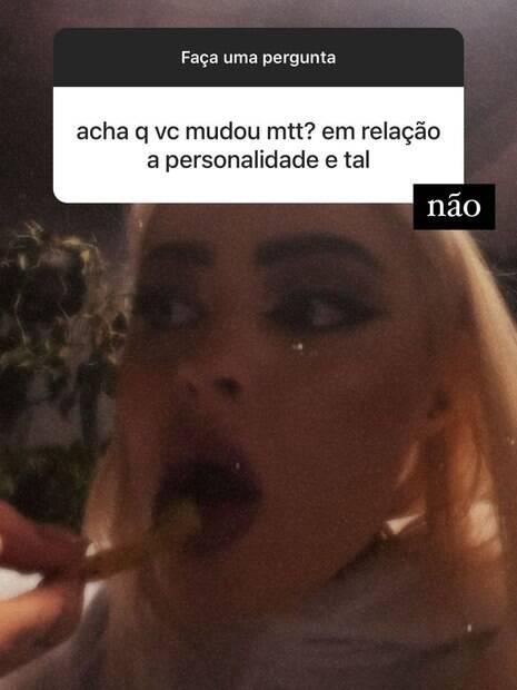Gente: Luísa Sonza faz revelações a pedido dos fãs e surpreende