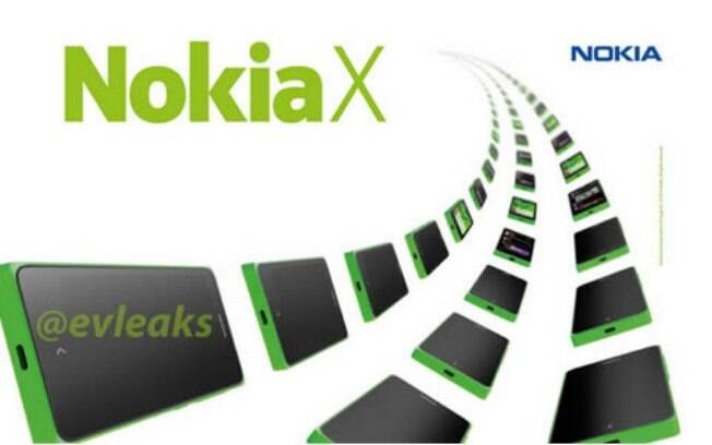 Nokia X deve ser apresentado na próxima semana