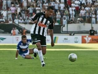 Serginho é alvo dos interesses de Sport, Vasco e Criciúma para a temporada 2015