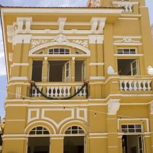 Casa onde morou o escritor é hoje um dos principais pontos turísticos na cidade