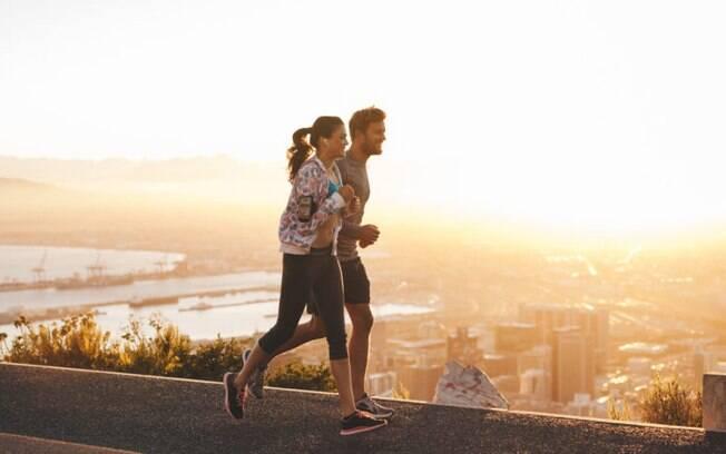 Fazer exercícios torna a vida mais saudável