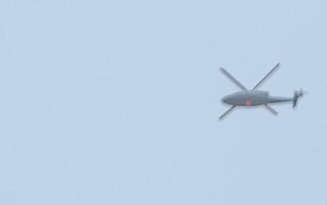 Vídeo mostra helicóptero de Kobe Bryant momentos antes da queda
