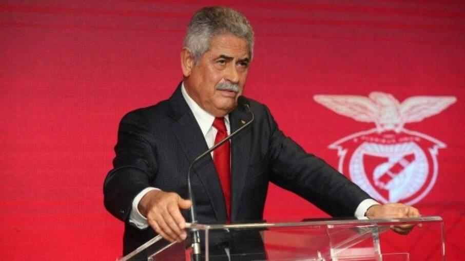 Presidente do Benfica
