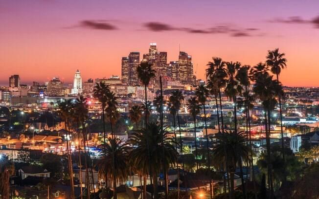 Los Angeles é um dos destinos turísticos que mais tem imagem incompatível com a realidade, com trânsito e sem drama