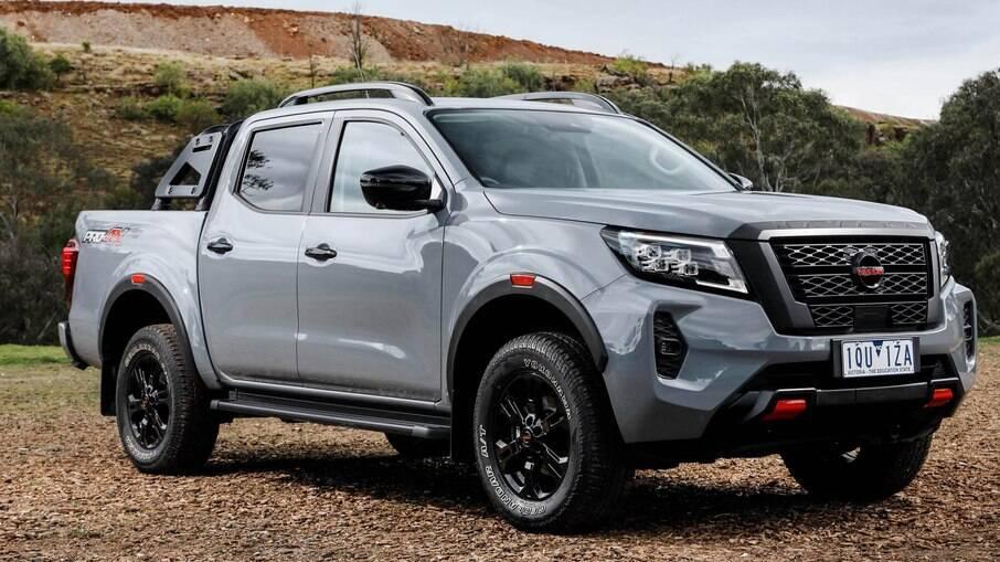 Nissan Frontier Next: versão atualizada da picape que é vendida atualmente terá uma série de mudanças