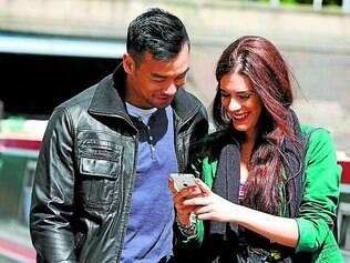 Juventude ligada. As redes sociais e os aplicativos de mensagens são os mais usados pelos jovens para se comunicar