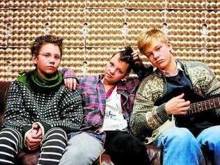 """Rebeldia. """"Nós Somos as Melhores!"""" segue três garotas que querem ser punks sem saber tocar nada"""