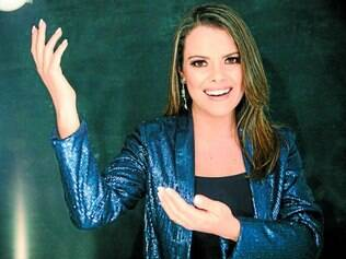 Ana Paula é pastora e cantora