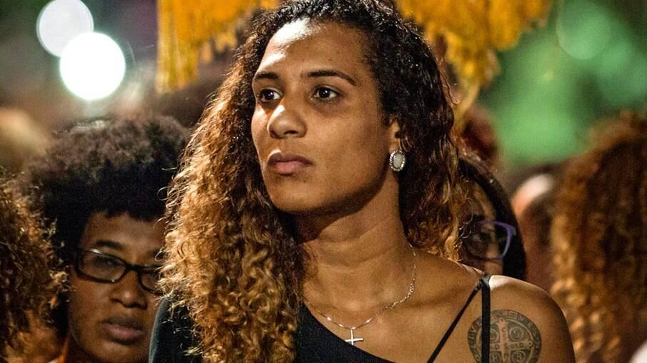 Anielle Franco, irmã da vereadora Marielle Franco, morta em 2018