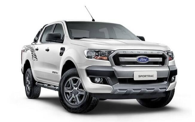 Ford Ranger Sportrac: nova versão chega às lojas com uma série de itens exclusivos e com pegada esportiva