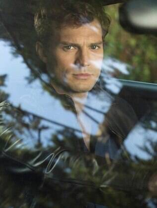 Jamie Dornan como Christian Grey em '50 Tons de Cinza'