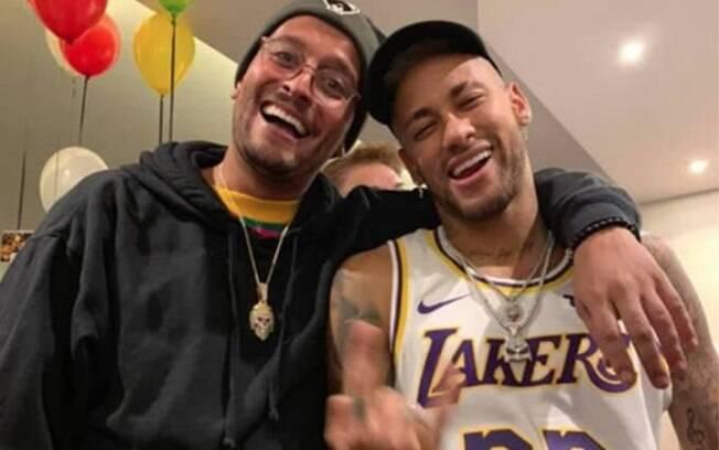 Amigo de Neymar foi preso no último dia 28 de maio, quando ele foi surpreendido pela PF batendo à sua porta