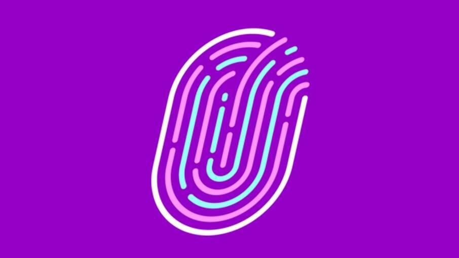 O símbolo do coletivo Poupatrans - que ajuda pessoas trans a organizar a documentação necessária para a retificação do nome e do gênero - faz referência à identidade