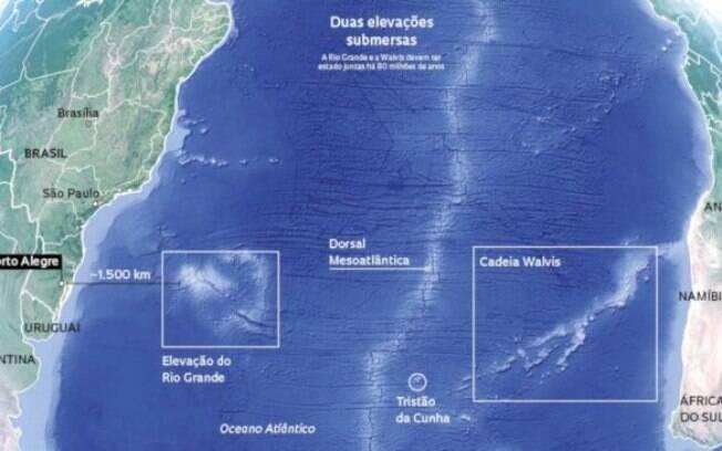 Arquipélago no Rio Grande do Sul