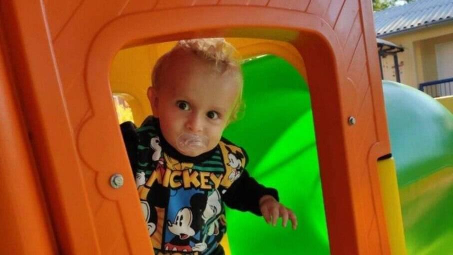 Murilo Massing tinha 1 ano e 9 meses