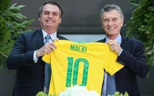 """Guedes contraria Bolsonaro e diz que moeda comum com Argentina é """"especulação"""""""