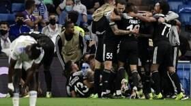 Sheriff vence o Real Madrid e segue invicto na Champions