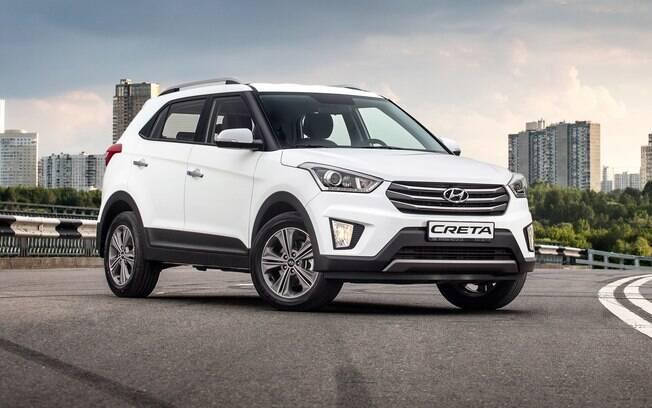 O Hyundai Creta entra para a lista dos últimos lançamentos no segmento dos SUVs compactos.