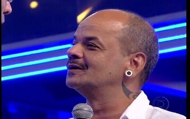 João Carvalho levou a pior na disputa pela preferência do público com Fael