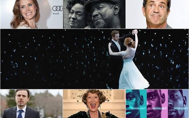 Amy Adams, Viola Davis, Denzel Washington e Mel Gibson devem voltar ao Oscar que estará sob os encantos de