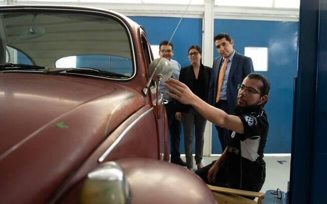 Deu trabalho para a matriz mexicana da Volks, responsável pela última unidade do VW Fusca produzida do mundo