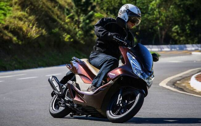 Honda PCX 150: está entre os scooteres mais vendidos e conta com um público cativo no mercado brasileiro