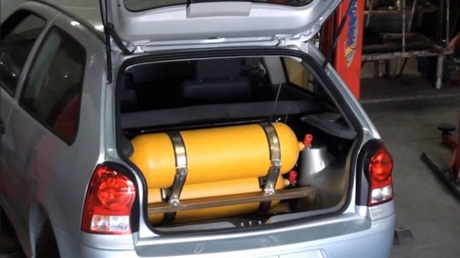 Atente-se à taxa de compressão do motor do seu carro antes de fazer a conversão