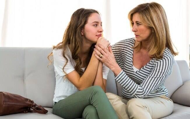 Ao falar sobre sexo com os filhos, é preciso estar atento aos questionamentos que essa criança ou adolescente faz