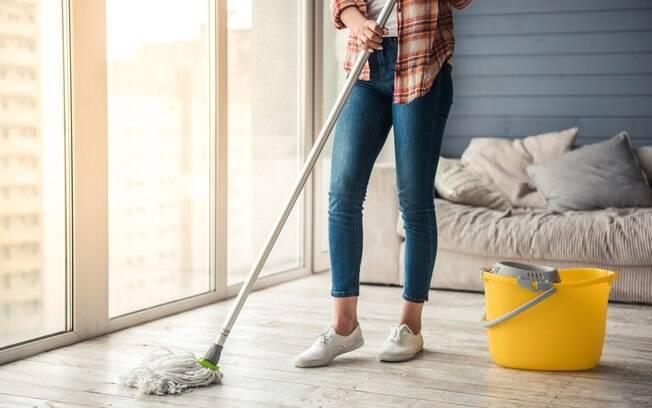 Como manter a casa limpa: com a rotina e o planejamento em mãos, nada de fazer corpo mole