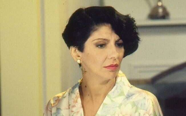 Marília Pêra na novela