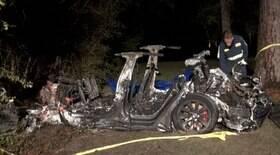 Elon Musk reage a críticas por acidente fatal com Tesla
