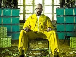 Personagem do seriado Breaking Bad também produzia metanfetamina