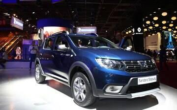Renault muda design de Sandero e Logan na Europa