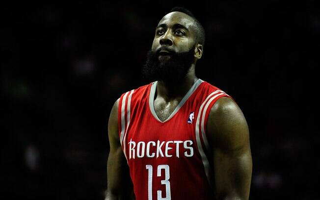 Conferência Oeste (reserva): James Harden,  ala-armador do Houston Rockets