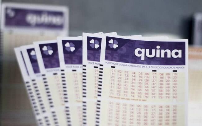 Quina valendo R$ 14,5 milhões: veja os números sorteados nesta segunda-feira
