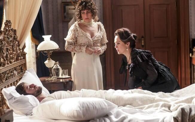 Alessandra Negrini e Gabriela Duarte voltam as novelas depois de alguns anos afastadas das telinhas