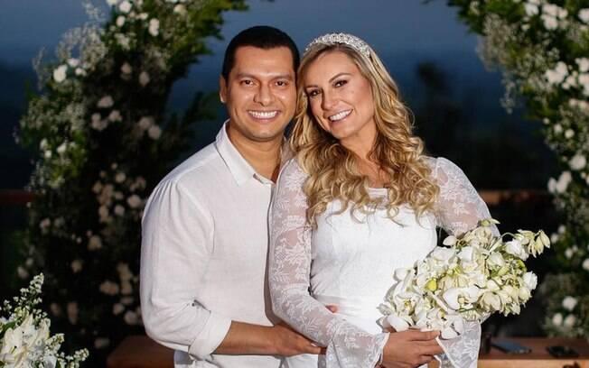 Andressa Urach planeja ter três filhos com o novo marido