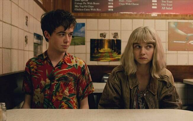 Cena de The End of The F***ing World