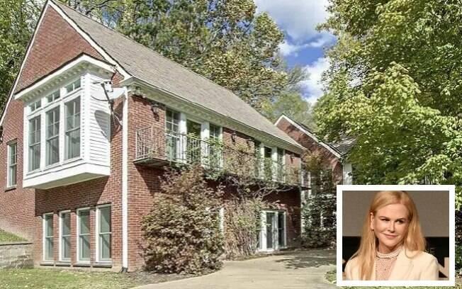 Mais uma das mansões dos famosos! Veja detalhes da decoração da casa de Nicole Kidman, vendida por R$ 11 milhões