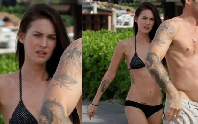 O fotógrafo diz que Megan Fox teria incitado o marido a agredi-lo