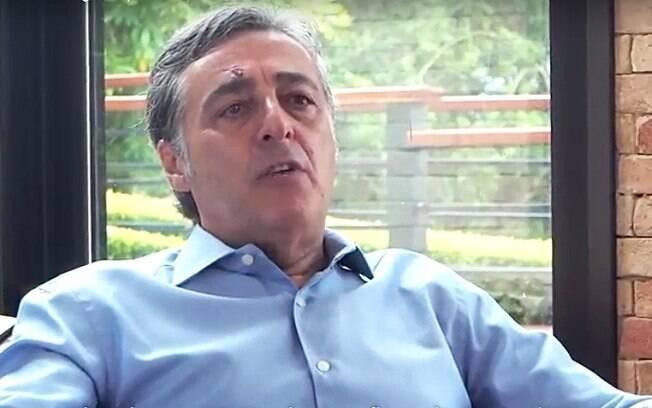 Silvio Nunziato, CEO da Intermares Trading , que irá conduzir o seminário