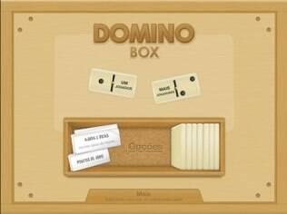 Aplicativo Dominobox, de Pessanha, já teve 30 mil downloads