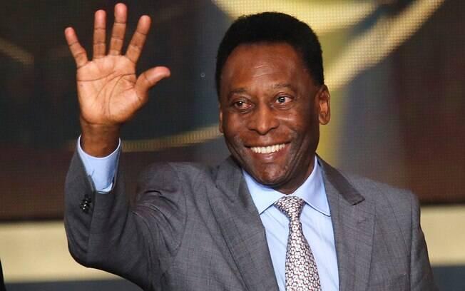 Pelé falou sobre o incêndio no Museu Nacional e causou polêmica