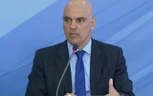 Plano nacional de segurança foca em homicídios, tráfico e presídios, diz Moraes