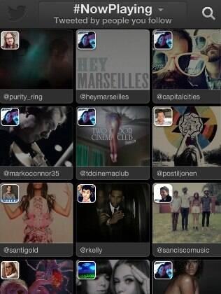 Twitter Music recomendará músicas com base no comportamento dos usuários