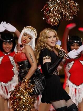 Entre as parcerias feitas por Madonna no