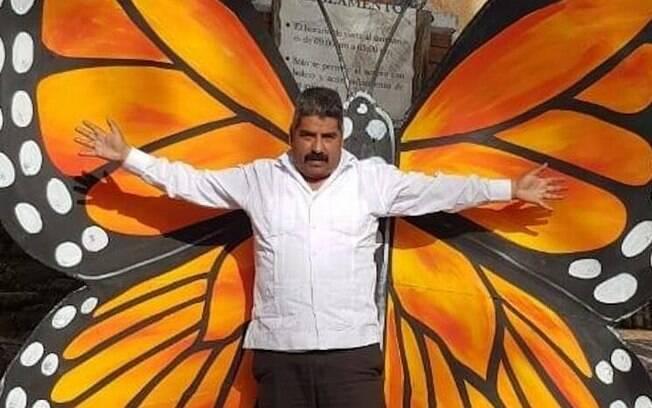 Homero Gómez foi o primeiro ativista protetor de borboletas encontrado morto no México