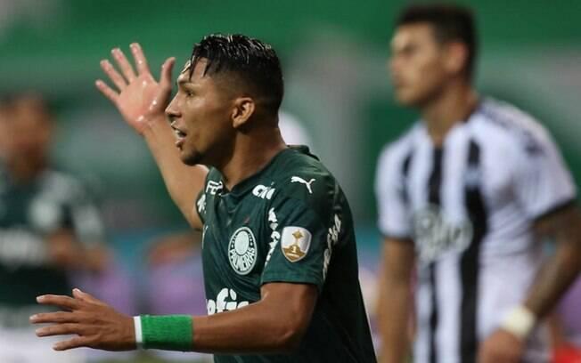Palmeiras encara América-MG pelas semifinais da Copa do Brasil