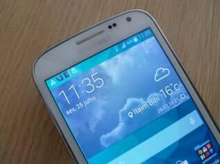 Samsung lidera entre fabricantes de smartphones